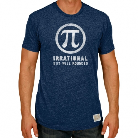 MIT Irrational Tee Shirt