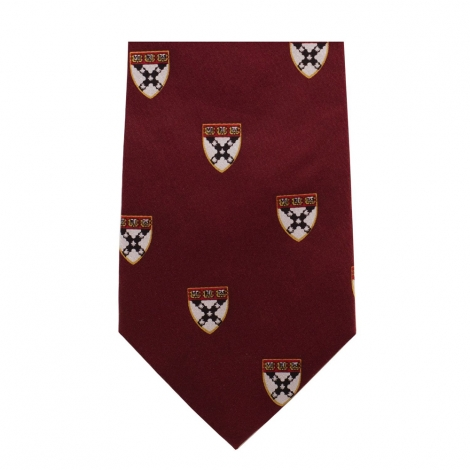 Harvard Business School Silk Tie