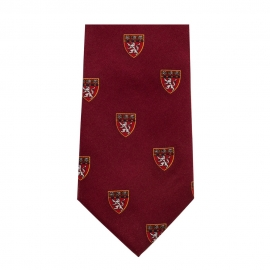 Harvard Medical School Silk Tie