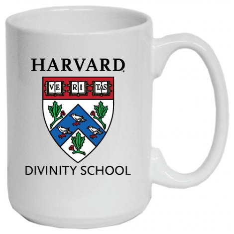 Harvard Divinity School El Grande Mug