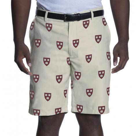 Harvard Game Changer Veritas Shield Shorts