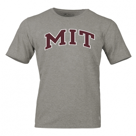 MIT Grey 2 color T Shirt