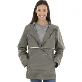 Women's Harvard Grey New Englander Pullover