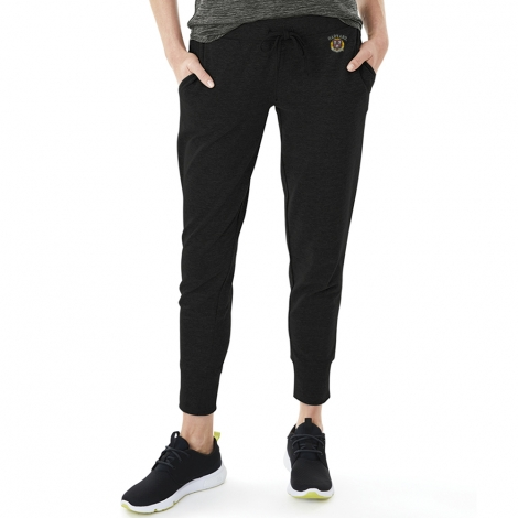 Women's Harvard Black Adventure Jogger