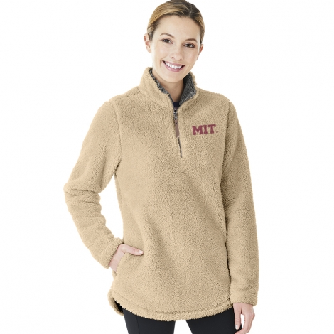 Women's MIT Newport 1/4 Zip Fleece
