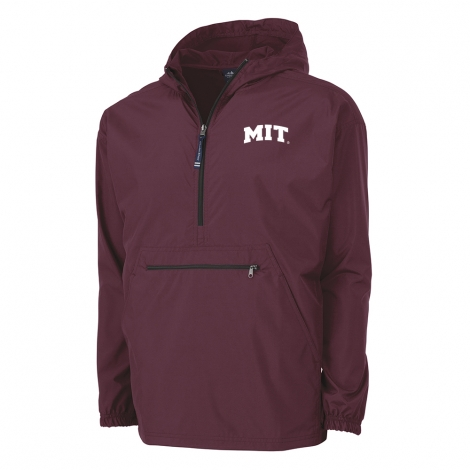 Youth MIT Pack and Go Pullover Jacket