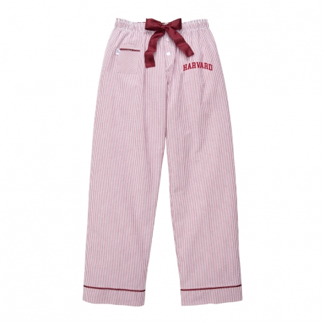 Women's Harvard Seersucker Pant