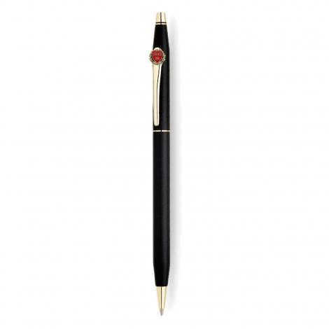 Harvard Cross Classic Century Black Ballpoint Pen