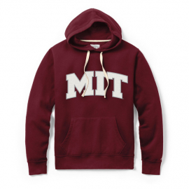 MIT Fleece Stadium Hooded Sweatshirt