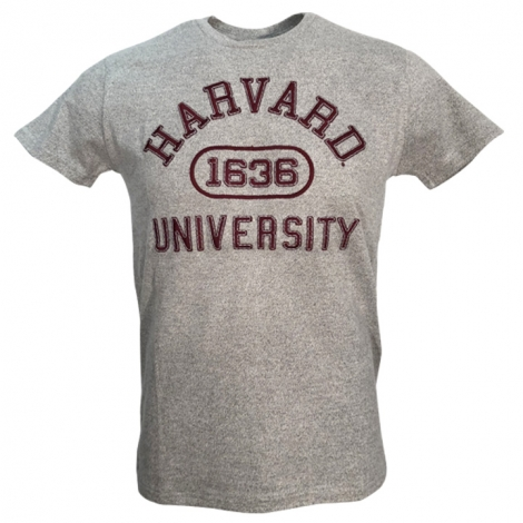 Men's Harvard Embroidered Tee