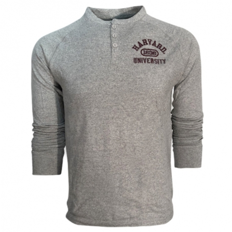 Men's Harvard Twisted Yarn Henley