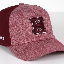 Harvard Performance Heathered Mid-Fit Hat