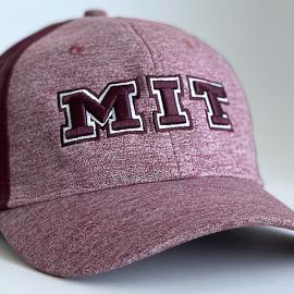 MIT Performance Heathered Mid-Fit Hat
