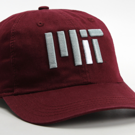MIT Contemporary Mid Crown Washed Twill Hat