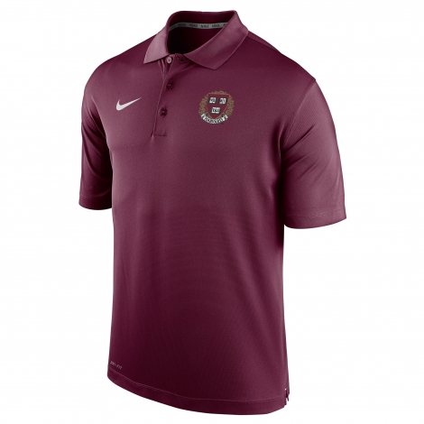 Harvard Nike Seal Varsity Polo
