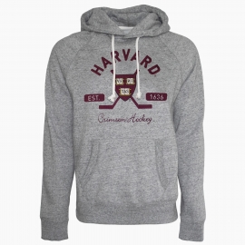 Harvard Hockey College Hood