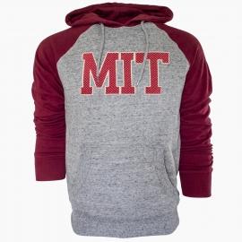 Men's MIT Raglan Hood