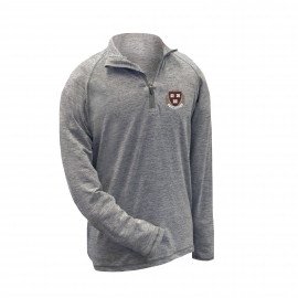 Harvard Youth 1/4 Zip Layer