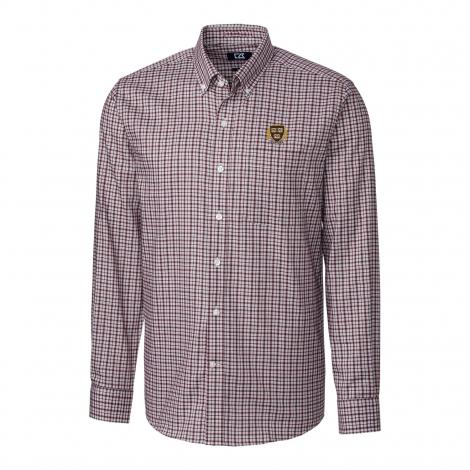 Harvard Men's Lakewood Check Dress Shirt
