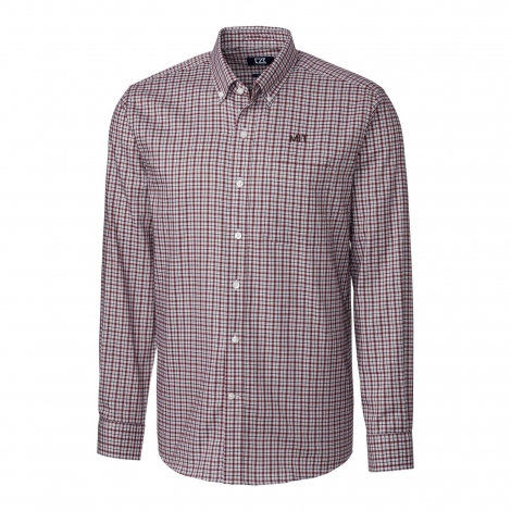 MIT Lakewood Check Button Down Shirt