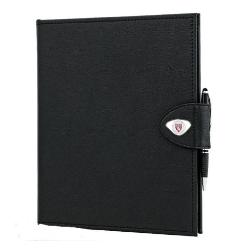 Harvard Medical School Classic Padfolio with Custom Medallions