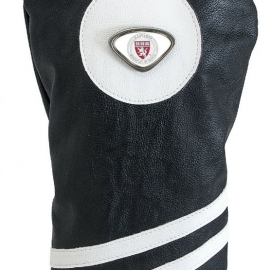 Harvard Medical School Driver Headcover with Custom Medallions