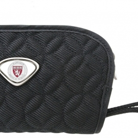 Women's Harvard Medical School Travel Wallet with Custom Medallions
