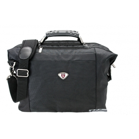Harvard Medical School Duffel Bag with Custom Medallions