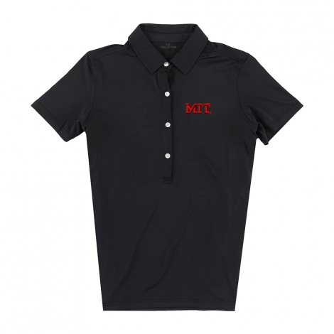 MIT Women's Ecotec Solid Polo