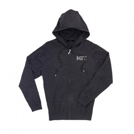 MIT Men's Merino Full Zip Hoodie Sweater
