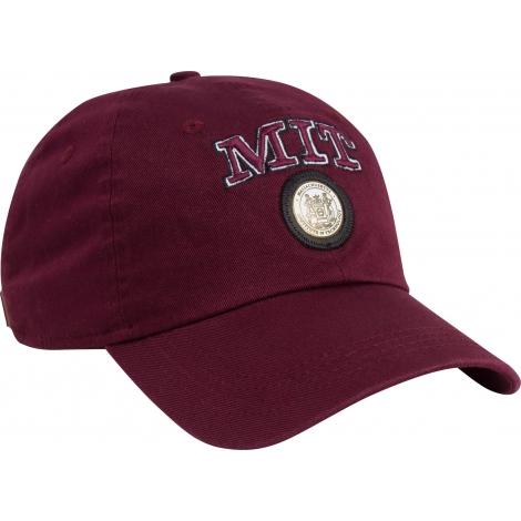 MIT Medallion Bordeaux Hat