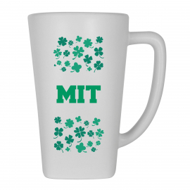 MIT Shamrock Matte Finish Ceramic Mug