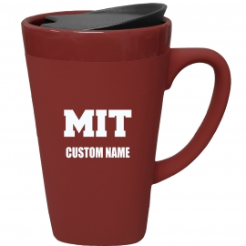 Personalized Ceramic MIT Mug