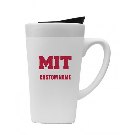 Personalized MIT Matte Finish Ceramic Mug