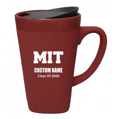 Personalized Class of 2020 Ceramic MIT Mug