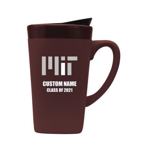Personalized Class of 2021 Ceramic MIT Mug
