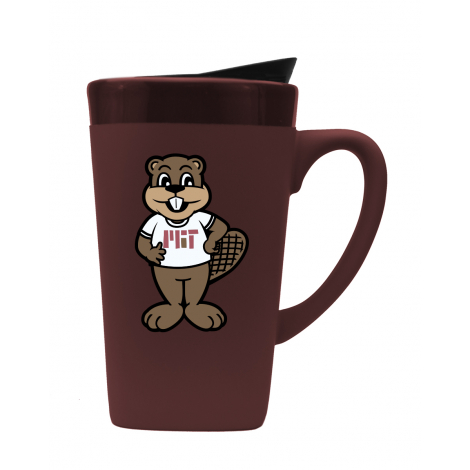 MIT TIM Soft Touch 16 oz Ceramic Mug