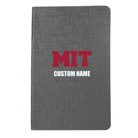 Personalized MIT Pocket Journal