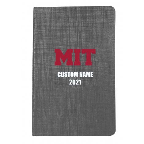 Personalized 2021 MIT Pocket Journal