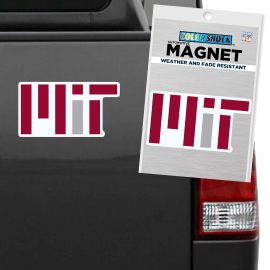 MIT Contemporary Gameday Magnet