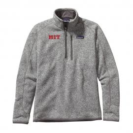 MIT Patagonia Men's Better Sweater 1/4-Zip Fleece