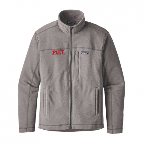 MIT Men's Patagonia Micro D Fleece Jacket