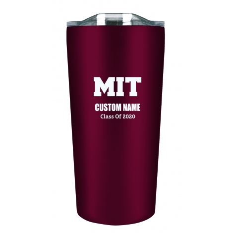 Personalized Class of 2020 MIT Tumbler