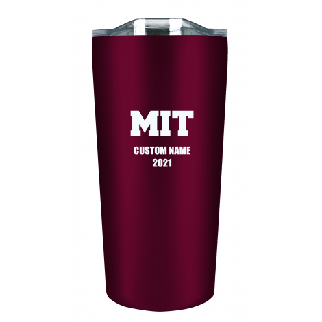 Personalized 2021 MIT Tumbler