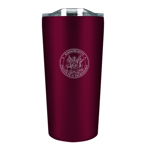 MIT 18 oz Stainless Steel Soft Touch Tumbler