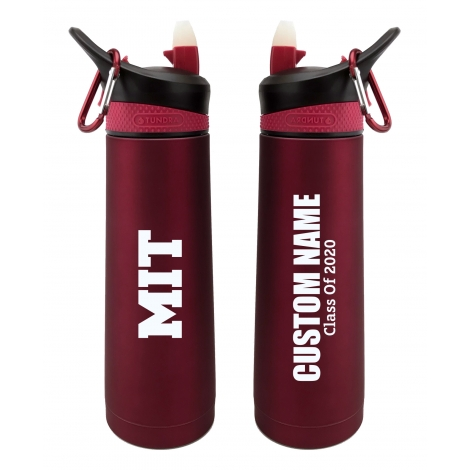 Personalized Class of 2020 MIT 24 oz. Stainless Steel Water Bottle