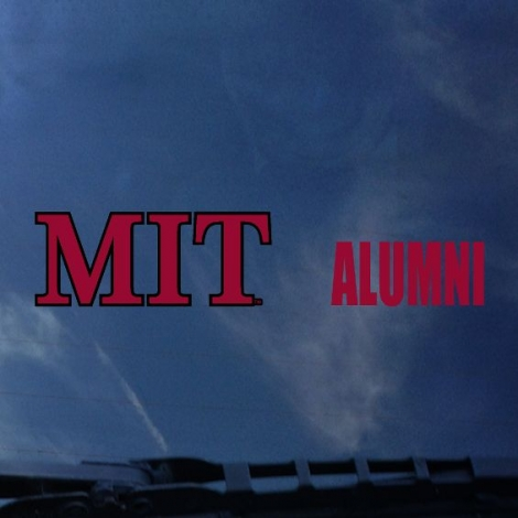 MIT Alumni Outside Decal