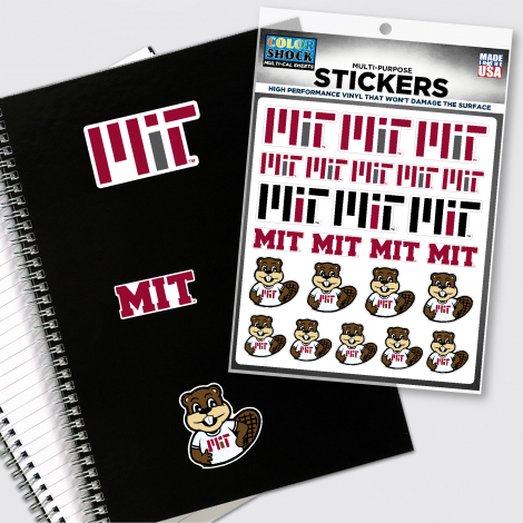 MIT Multical Stickers Sheet