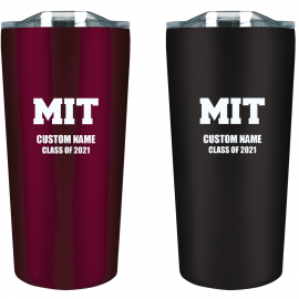 Personalized Class of 2021 MIT Tumbler Gift Set