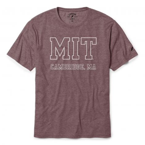 MIT League Tri-Blend Reclaim Tee Shirt
